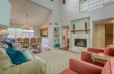 Dallas Townhouse Active Option Contract: 13023 Woodbend Lane