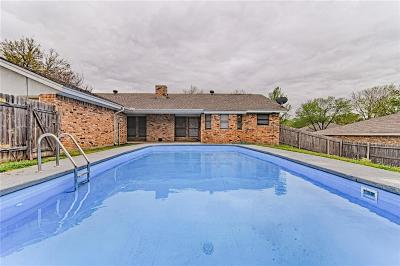 North Richland Hills Single Family Home For Sale: 6529 Spring River Lane
