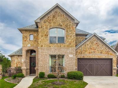 North Richland Hills Single Family Home For Sale: 7149 Stone Villa Circle