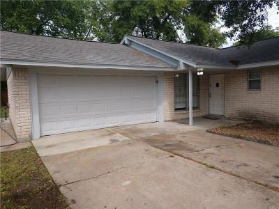 Galveston County, Harris County Single Family Home For Sale: 7702 Breezeway Street