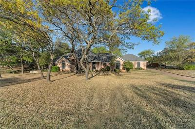 Hudson Oaks Single Family Home Active Option Contract: 241 Diamond Oaks Drive