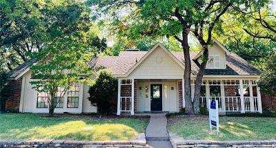 Coppell Single Family Home For Sale: 123 Creekside Lane