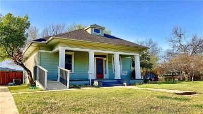 Terrell Single Family Home Active Option Contract: 402 E College Street