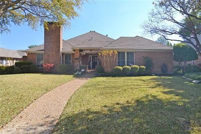 Single Family Home For Sale: 4134 High Star Lane