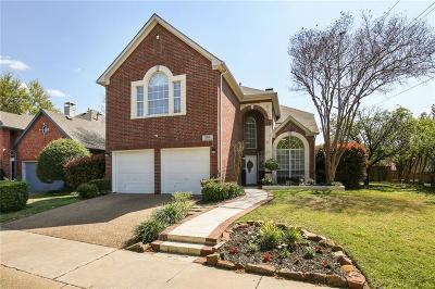 Addison Single Family Home For Sale: 3918 Azure Lane