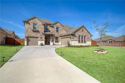 Rowlett Single Family Home For Sale: 6301 Tuckers Place