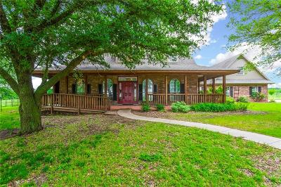 Van Alstyne Single Family Home For Sale: 822 Eagle Point Road