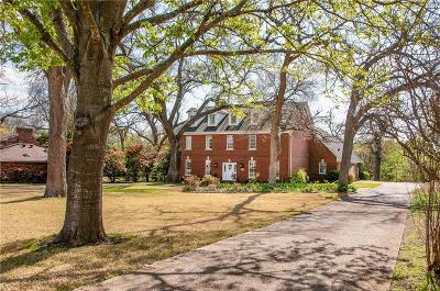Waxahachie Single Family Home Active Option Contract
