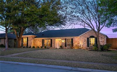 Richardson Single Family Home For Sale: 102 N Weatherred Drive