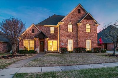 North Richland Hills Single Family Home For Sale: 7816 Shady Oaks Drive