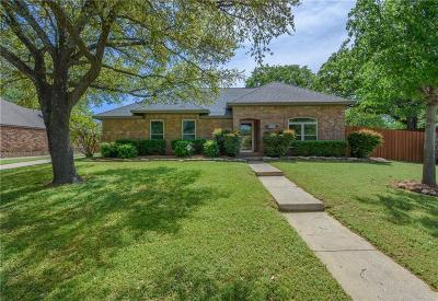 Grapevine TX Single Family Home Active Option Contract: $350,000