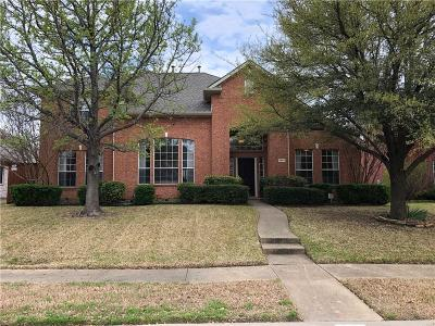 Richardson Single Family Home For Sale: 5604 Baskerville Drive