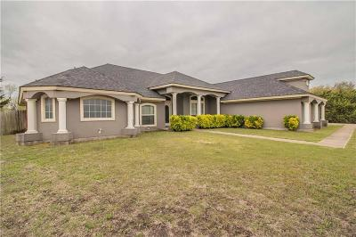 Waxahachie Single Family Home Active Option Contract: 1290 Panorama Loop