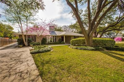 Dallas Single Family Home For Sale: 11404 Royalshire Drive