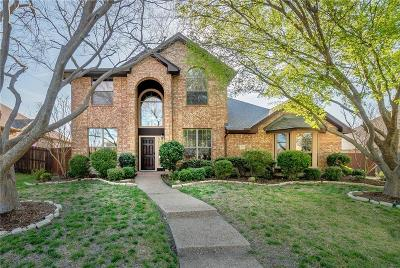 Murphy Single Family Home Active Option Contract: 329 Cave River Drive