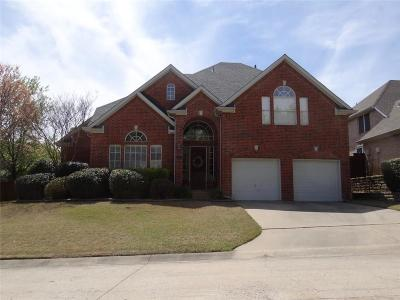 Highland Village Single Family Home For Sale: 2700 Knoll Court