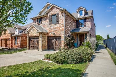 Grand Prairie Single Family Home Active Option Contract: 1060 Kaylie Street