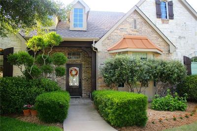 Prosper Single Family Home For Sale: 511 Cloud View Court