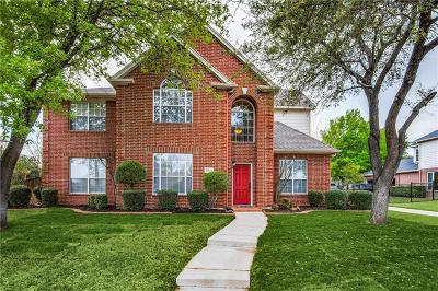 Keller Single Family Home For Sale: 1800 Lacey Oak Lane