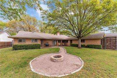 Dallas Single Family Home For Sale: 1520 Mapleton Drive