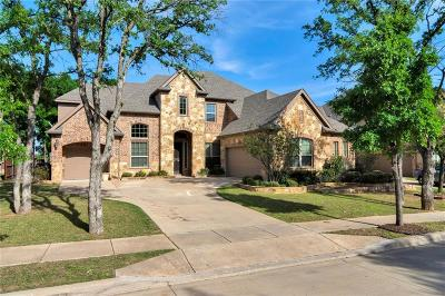 Fort Worth TX Single Family Home For Sale: $479,000