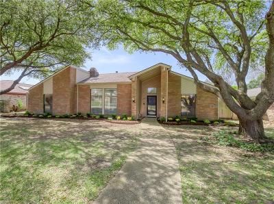 Plano TX Single Family Home Active Contingent: $330,000