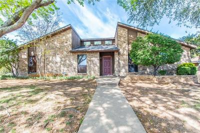 Lewisville Single Family Home For Sale: 2134 Swallow Lane