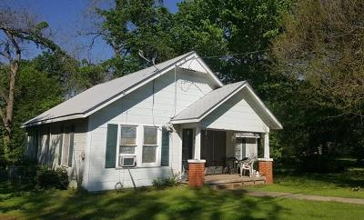 Leon County Single Family Home For Sale: 201 S Center Street