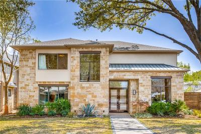Dallas County Single Family Home For Sale: 6910 Huff Trail