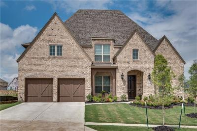 Roanoke Single Family Home Active Option Contract: 1109 Thornhill Way