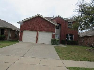 Grand Prairie Single Family Home Active Option Contract: 3037 Brookfield Drive