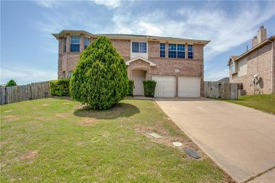 Cedar Hill Single Family Home For Sale: 831 Burney Court