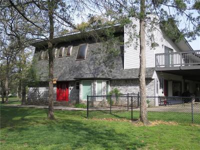 Cooke County Single Family Home For Sale: 110 Seminole Cove E
