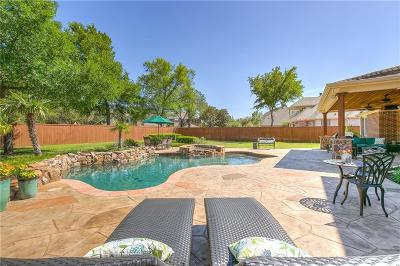 Flower Mound Single Family Home Active Option Contract: 4300 Crown Knoll Circle