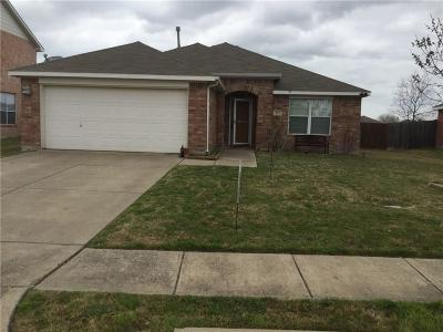 Forney Single Family Home For Sale: 114 Independence Trail