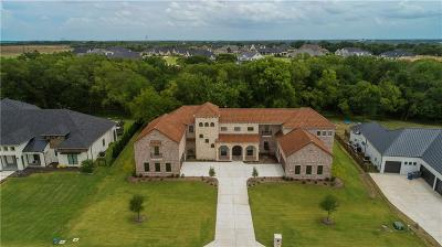 Prosper Single Family Home For Sale: 1840 Cornet Court