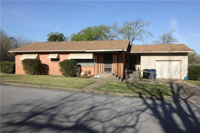 Denison Single Family Home For Sale: 1401 W Sears Street