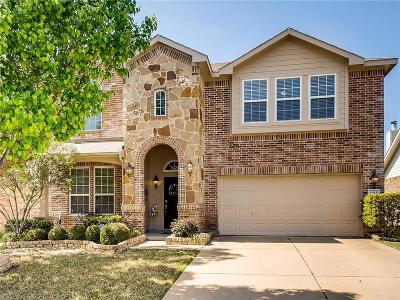 Forney Single Family Home For Sale: 1015 Camp Verde Drive