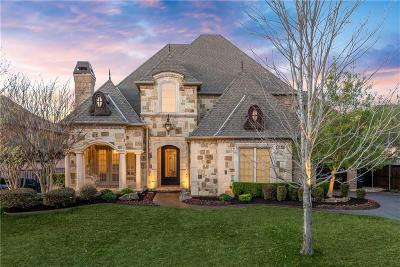 Southlake Single Family Home For Sale: 1212 Province Lane