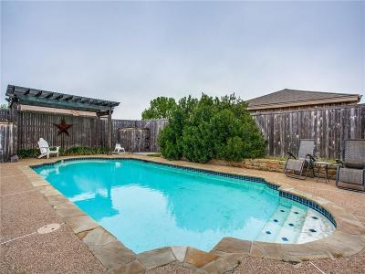Mesquite Single Family Home For Sale: 1513 Oxford Place