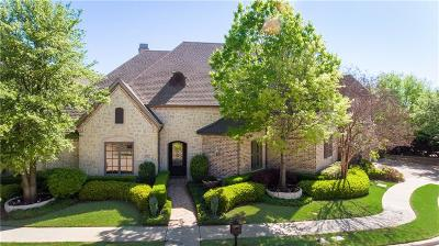 Frisco Single Family Home For Sale: 2710 Montreaux Drive