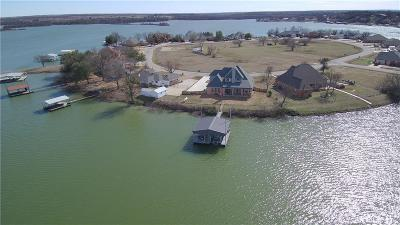 Archer County, Baylor County, Clay County, Jack County, Throckmorton County, Wichita County, Wise County Single Family Home For Sale: 505 Islet Drive