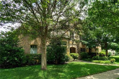 Colleyville Single Family Home For Sale: 208 Compton Court