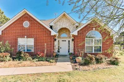 Lindale Single Family Home For Sale: 16861 Stallion Shores Court