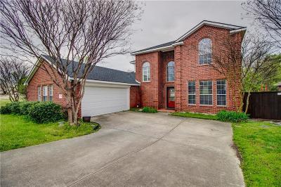 Wylie Single Family Home For Sale: 112 S Bending Oak Lane