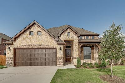 Midlothian Single Family Home For Sale: 2422 Moon Dance Lane