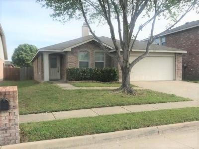 Fort Worth Single Family Home For Sale: 1617 Rialto Way