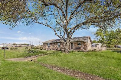 Wills Point Single Family Home Active Contingent: 603 Terrace Drive