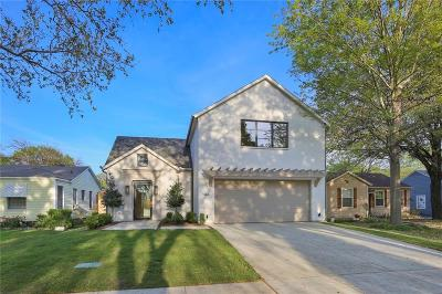 Dallas Single Family Home For Sale: 7614 Kaywood Drive