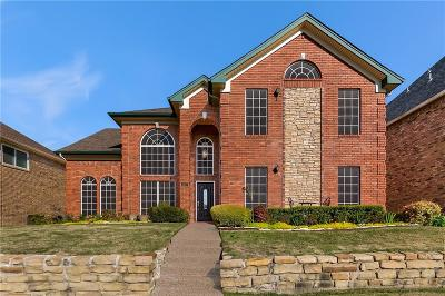 Carrollton Single Family Home Active Option Contract: 1417 Jeanette Way